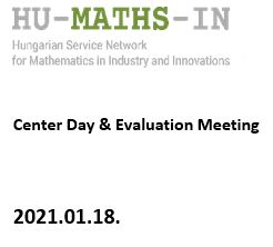_HU-MATHS-IN Center Day and Evaluation Meeting  2021.01.28._